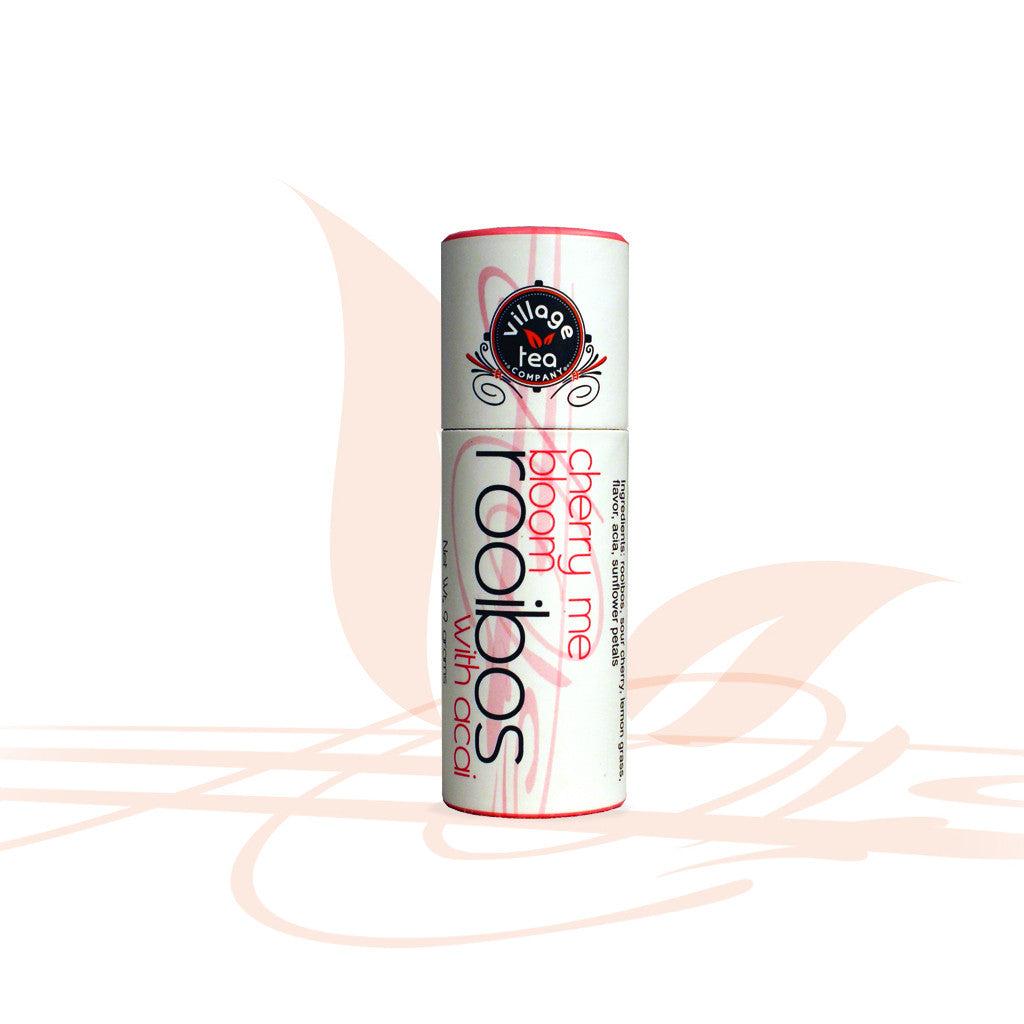 Organic Cherry Me Bloom Rooibos with Acai