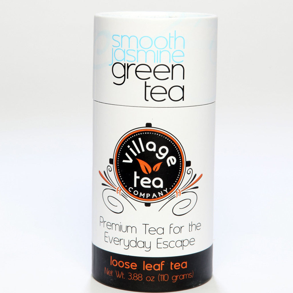 Organic Smooth Jasmine Green Tea