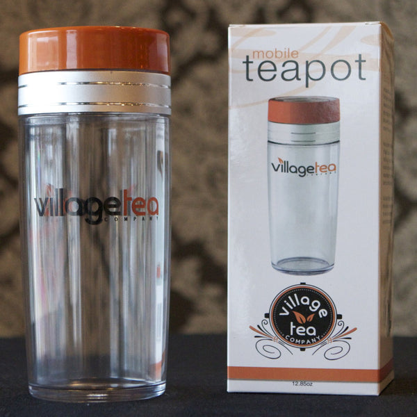 Village Tea  Travel Mugs - BPA Free