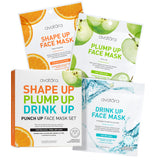 Punch Up Face Mask Set