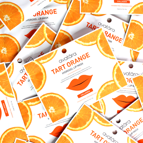 Tart Orange Lip Mask