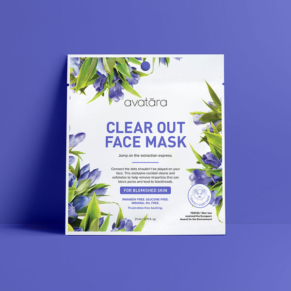 Clear Out Face Mask