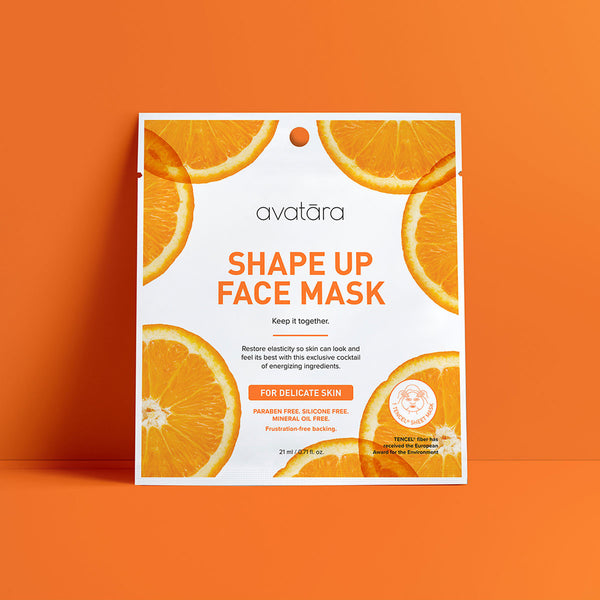 Shape Up Face Mask