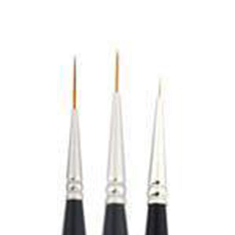 Para Brush Set of Three Art Brushes