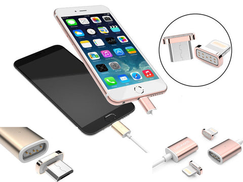 SMART CHARGING CABLE  IOS/ANDROID - MyGlobalGear