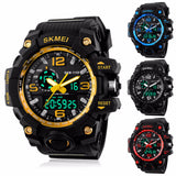 Outdoor Sport Watches Men Digital Led 50M Wateproof - MyGlobalGear