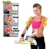 WONDER ARMS - Training Device Forearm Wrist Exerciser Force Fitness Equipment - MyGlobalGear