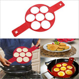 Pancake Pan Flip Breakfast Maker Egg Omelette