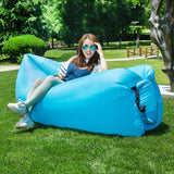 LAZY BAG! - INFLATABLE AIR SOFA - MyGlobalGear