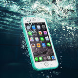 Waterproof Iphone Case Cover Luxury Silicone - MyGlobalGear