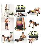 Revoflex Xtreme Rally multifunction health abdominal muscle training home fitness equipment