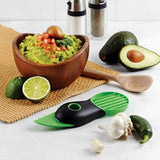 3-in-1 Safety Avocado Slicer - MyGlobalGear