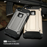 Men Armor Case For iPhone 2017 New Luxury Cover - MyGlobalGear