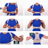 Royal Posture  support garment Royal Posture Back Support Brace Cookware Parts - MyGlobalGear