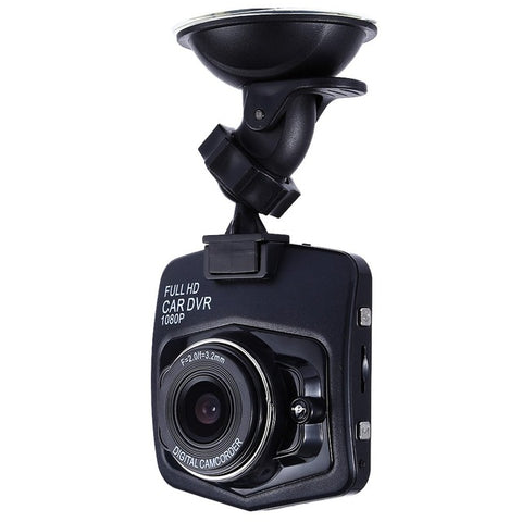 CAR GT300 Full 1080p HD DVR Dash Camera With Night Vision - Black or Blue - MyGlobalGear