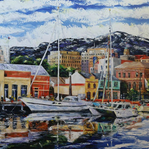Tasmanian Artist, Esther Shohet's, 'A Different Light'