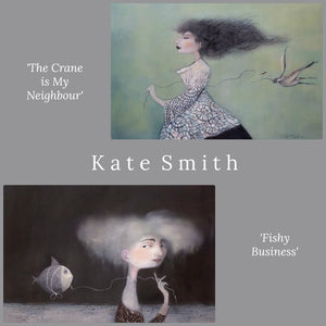 Wonderful New Works by Kate Smith