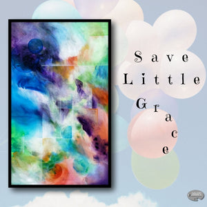 "Please Help Gallery Salamanca to Raise Funds to ""Save Little Grace"""