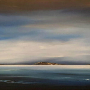 Don't Miss 'Finding the Way, Derwent River' by Tasmanian Artist, Stuart Clues