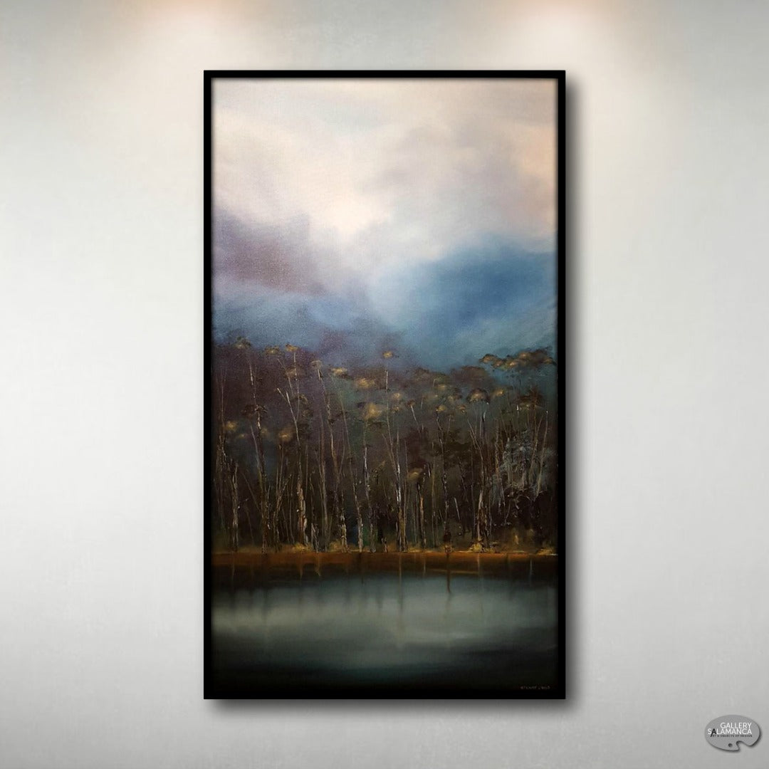 Kudos to Tasmanian Artist, Stuart Clues, For His Sublime Painting ~ 'Fortescue Bay'