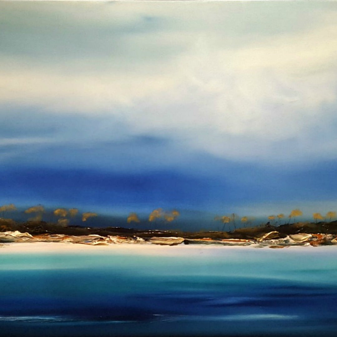 'Moments - Bay of Fires' by Tasmanian Artist, Stuart Clues