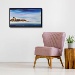 Adorn Your Wall with 'Sea Cliffs' by Tasmanian Artist, Stuart Clues