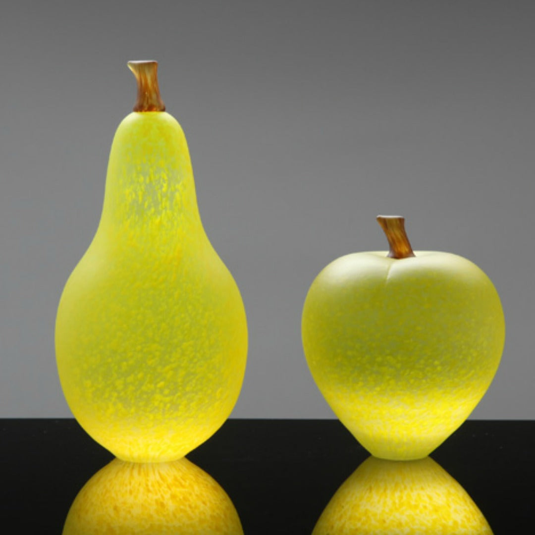 Denizen Hand-Blown Glass ~ Fruit (Citrus) - Gallery Salamanca Hobart Tasmania