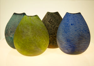 Eileen Gordon ~ Pebble Vase - Gallery Salamanca