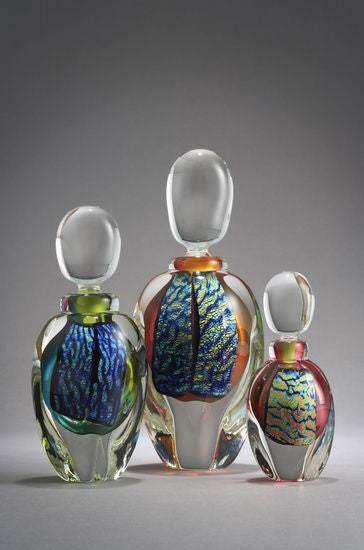 Glass Manifesto ~ Gem Series Perfume Bottles