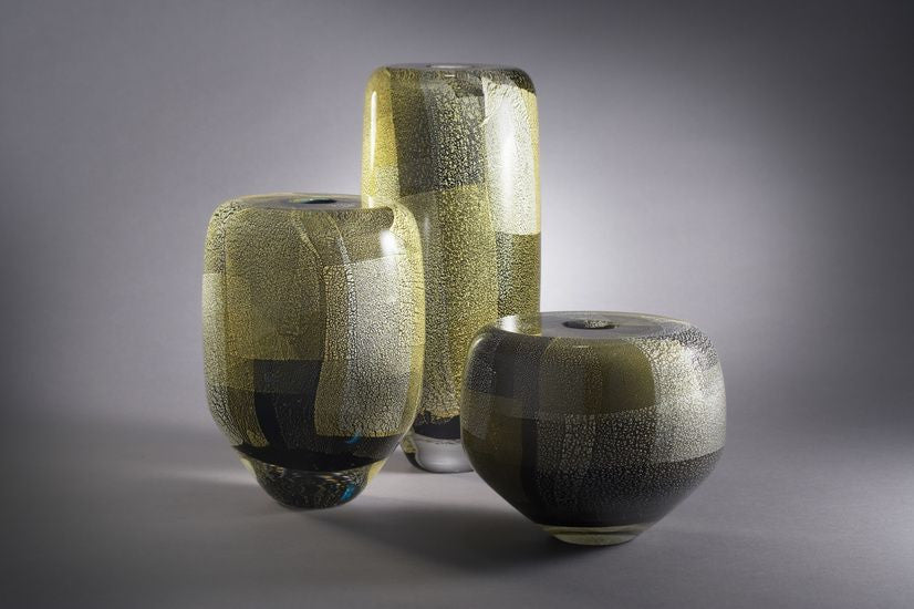Glass Manifesto ~ Goldfields Vases - Gallery Salamanca