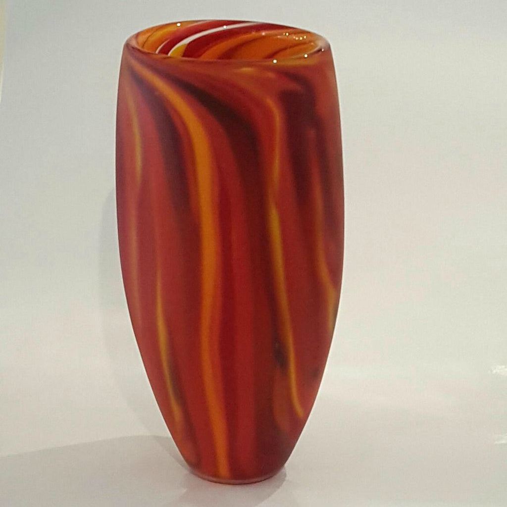 "Roberta Easton ~ ""Tribal"" Vase - Gallery Salamanca"