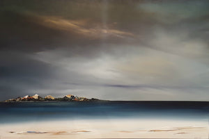 Stuart Clues Painting ~ 'Passage to Freycinet'