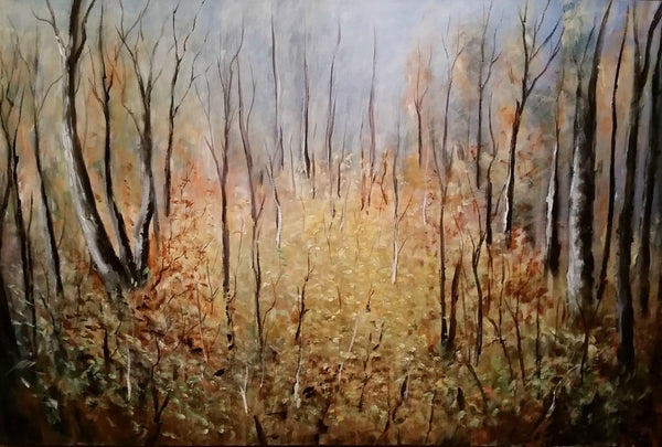 Tony Ryan Painting ~ 'Bush Frolic' - Gallery Salamanca