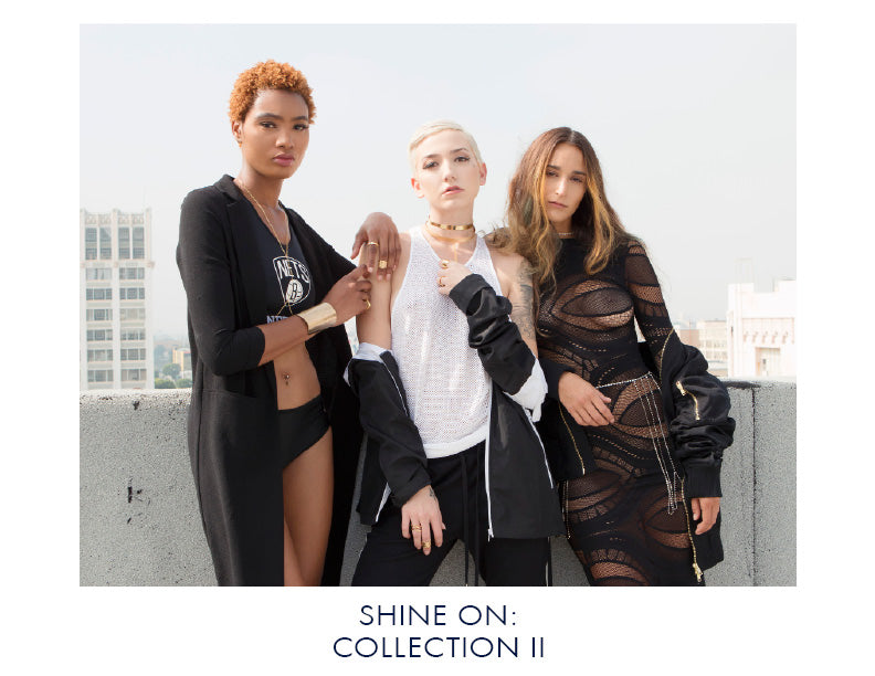 Cover for Collection II: Shine On