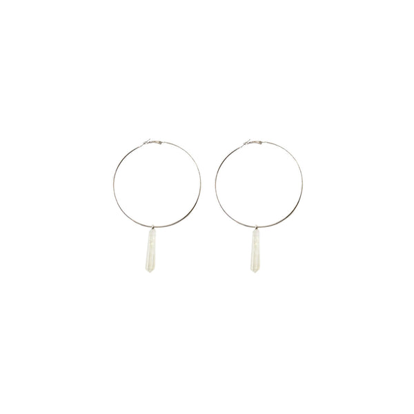 SHARINA HOOP EARRINGS