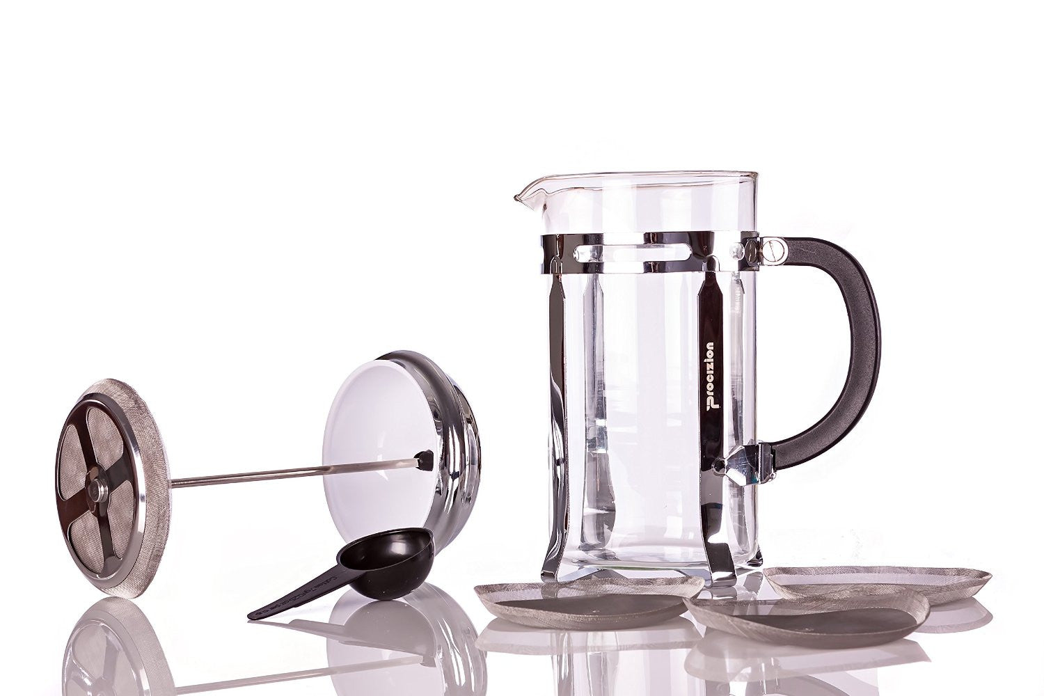 Making Cold Brew Coffee in a French Press By Michael Allen Smith