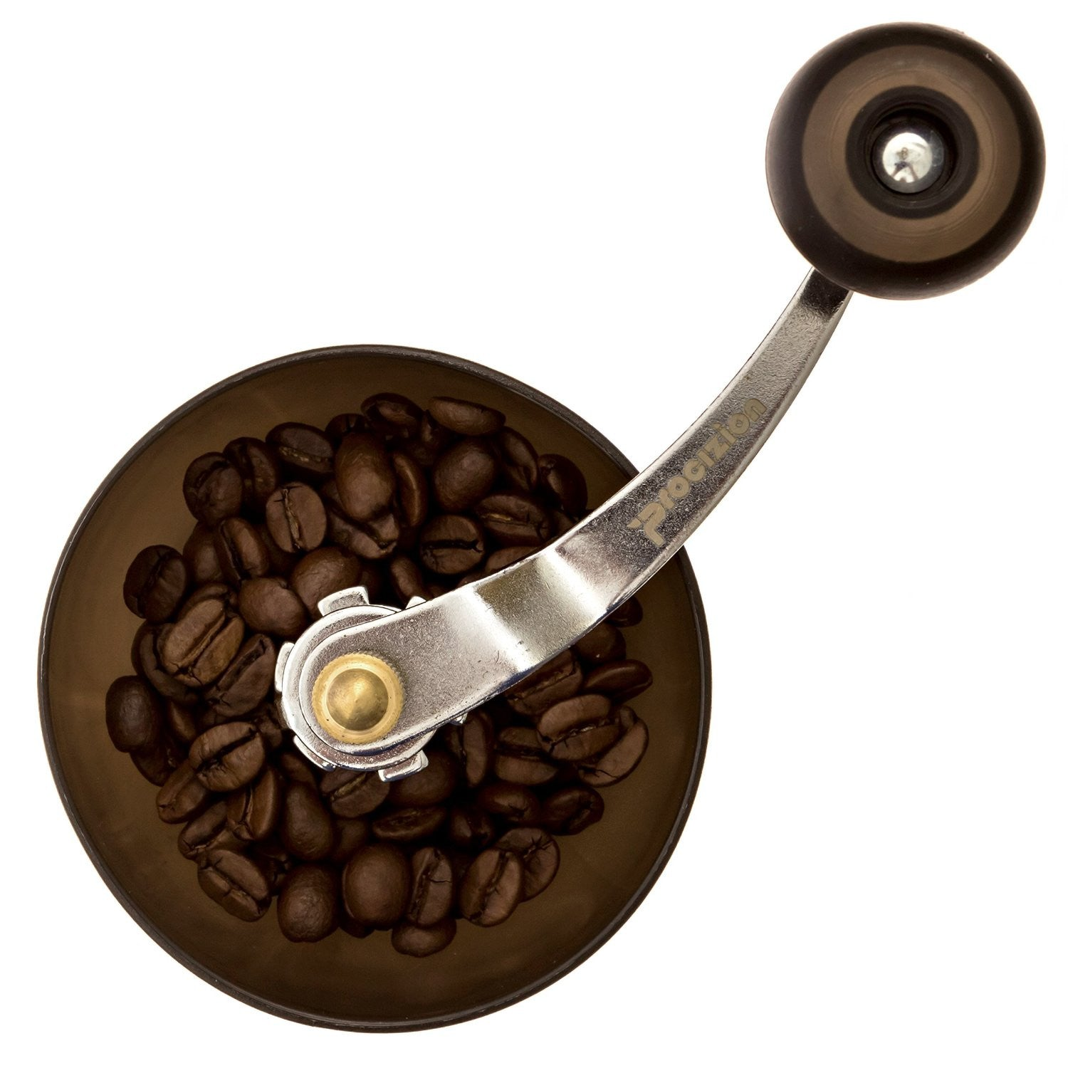 Manual Burr Coffee Grinder for Bean and Spices Conical ...