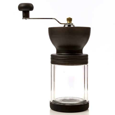 Manual Burr Coffee Grinder for Bean and Spices Conical Mill