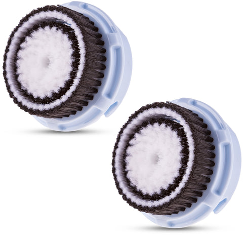 Compatible Replacement Brush Heads Delicate Skin (2 Pack)