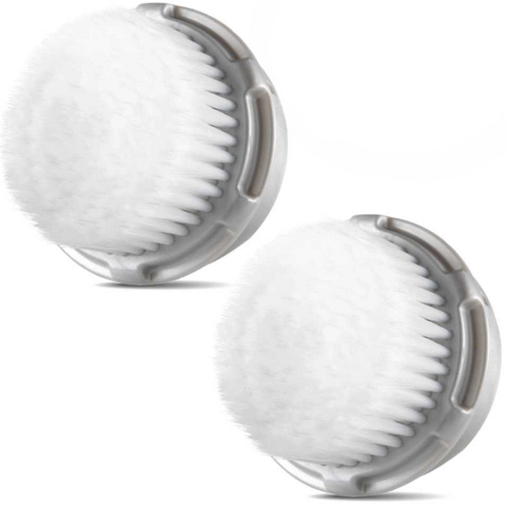 Compatible Replacement Cashmere Brush Heads (2 Pack)
