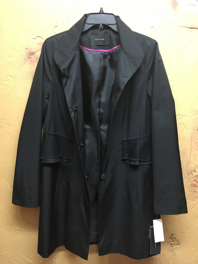 Tahari *Jena* Trench Coat