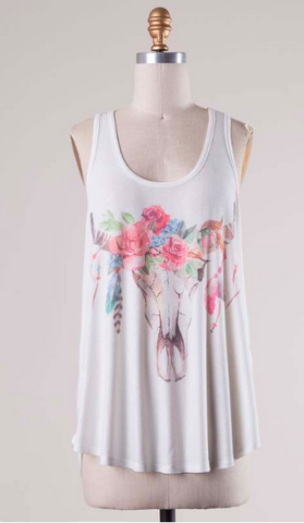 BE Stage Floral Top