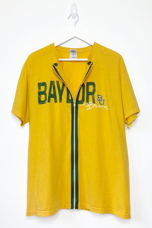 Baylor Zip Up T-Shirt