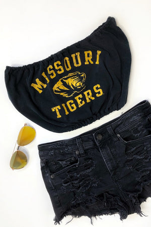 Custom College Stretchy Tube Tops