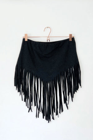 Harding Fringe Tube Top