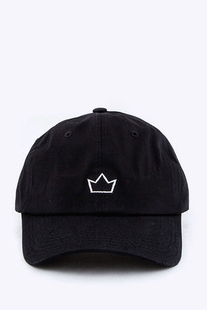 CROWN ICON BASEBALL CAP
