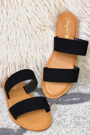 Empire Slides In Black
