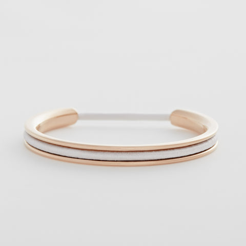 Rose Gold Hair Tie Bracelet