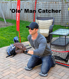 'Ole' Man Catcher