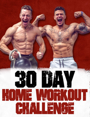 30 Day Home Workout Challenge